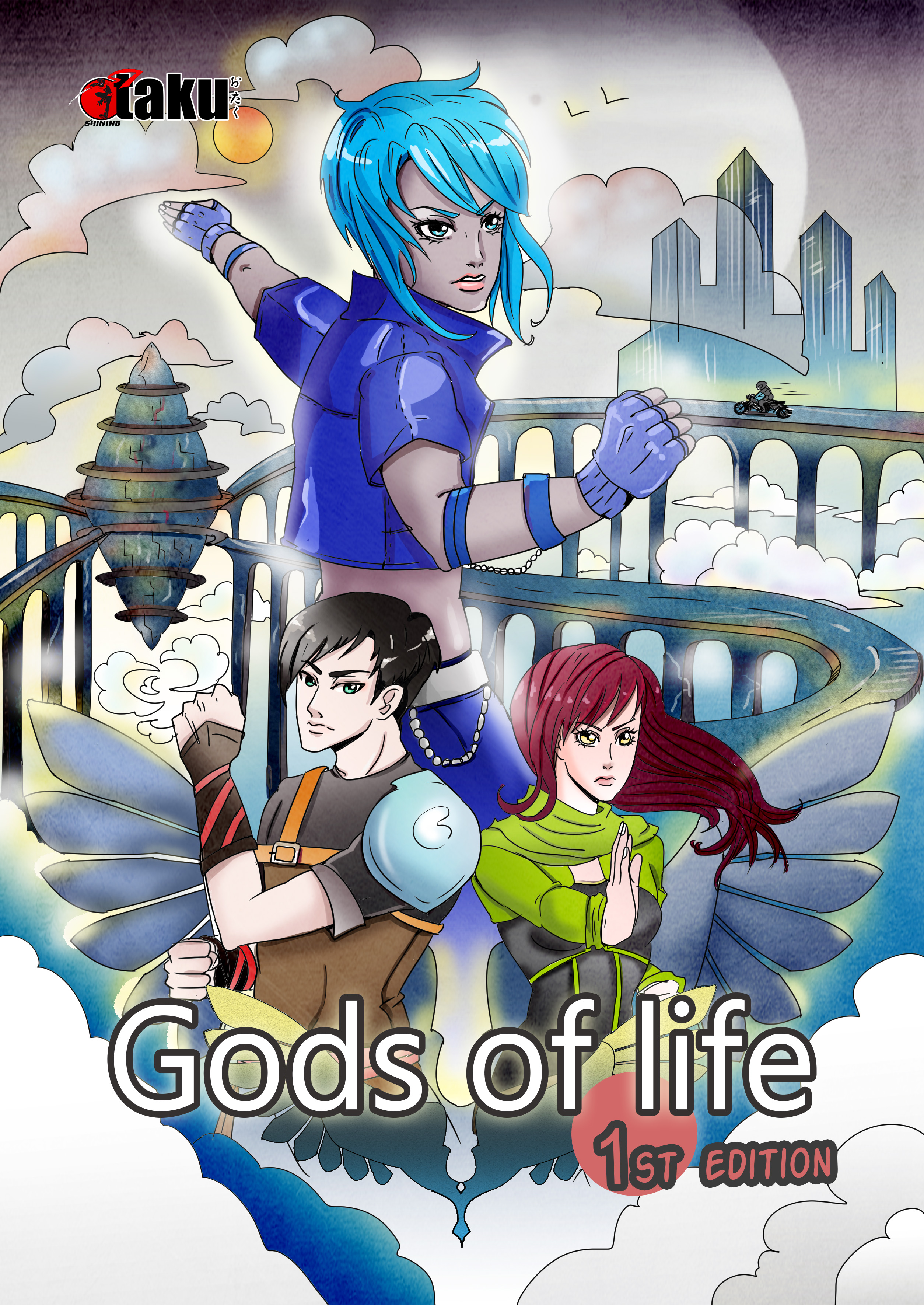 Gods Of Life - Chapter 1: Seed of Beginning - 1