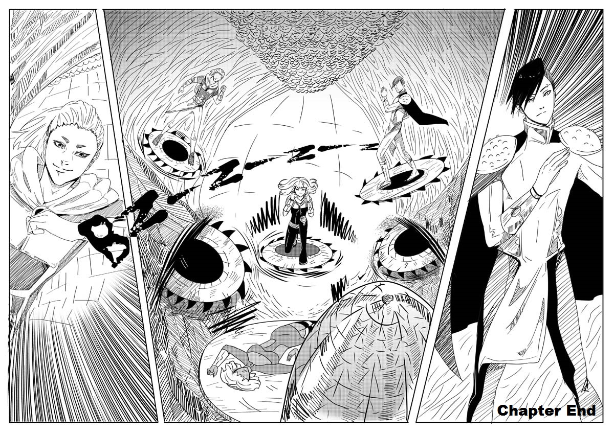 Gods Of Life - Chapter 3: Laccencione - 30