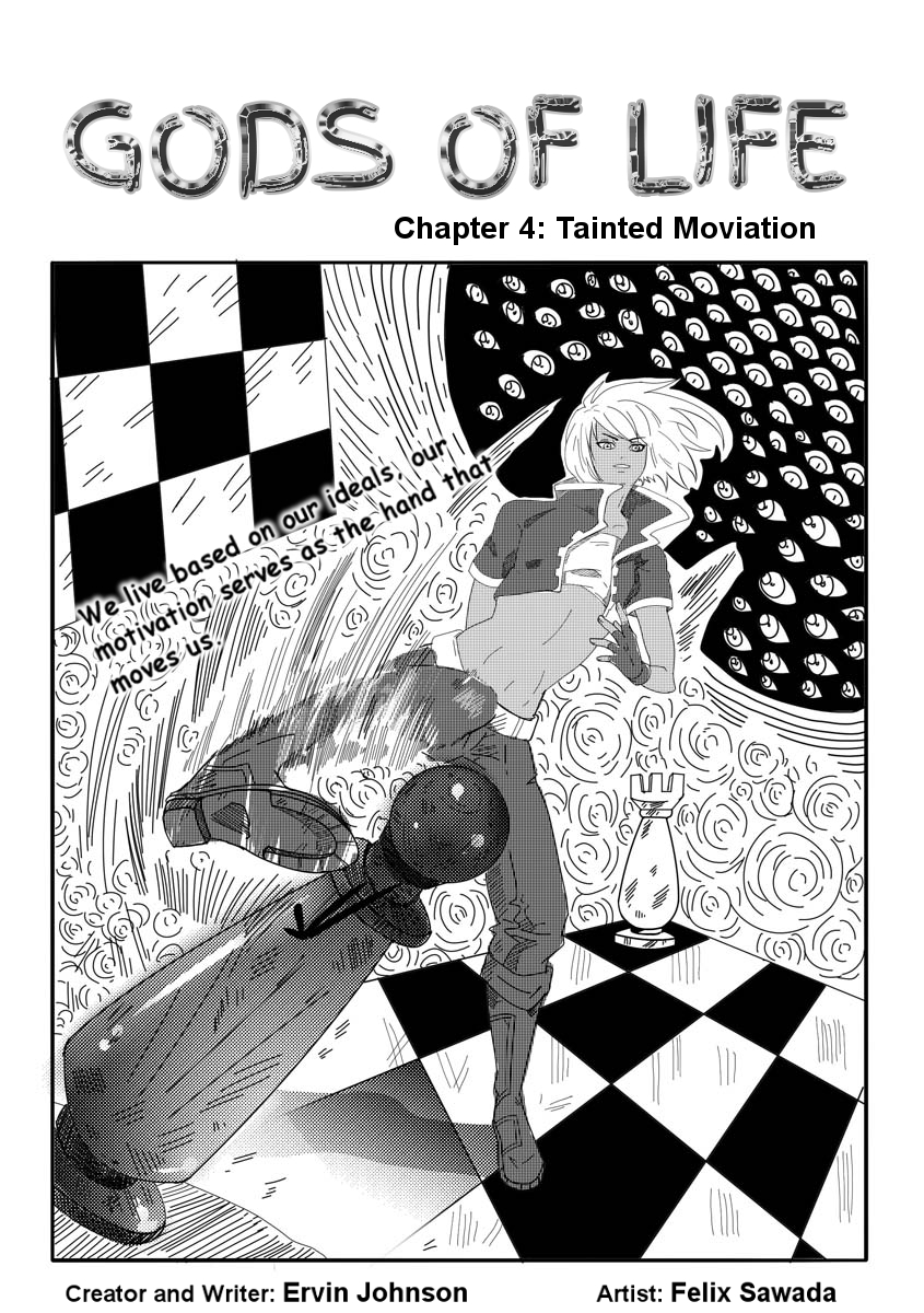 Gods Of Life - Chapter 4: Tainted Motivation - 2